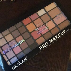 Professional Make Up Palette